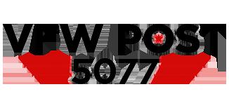 VFW Post 5077 logo