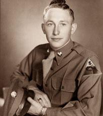 PFC Raymond E. Hinkel